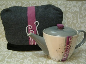 Teapot and Cozy