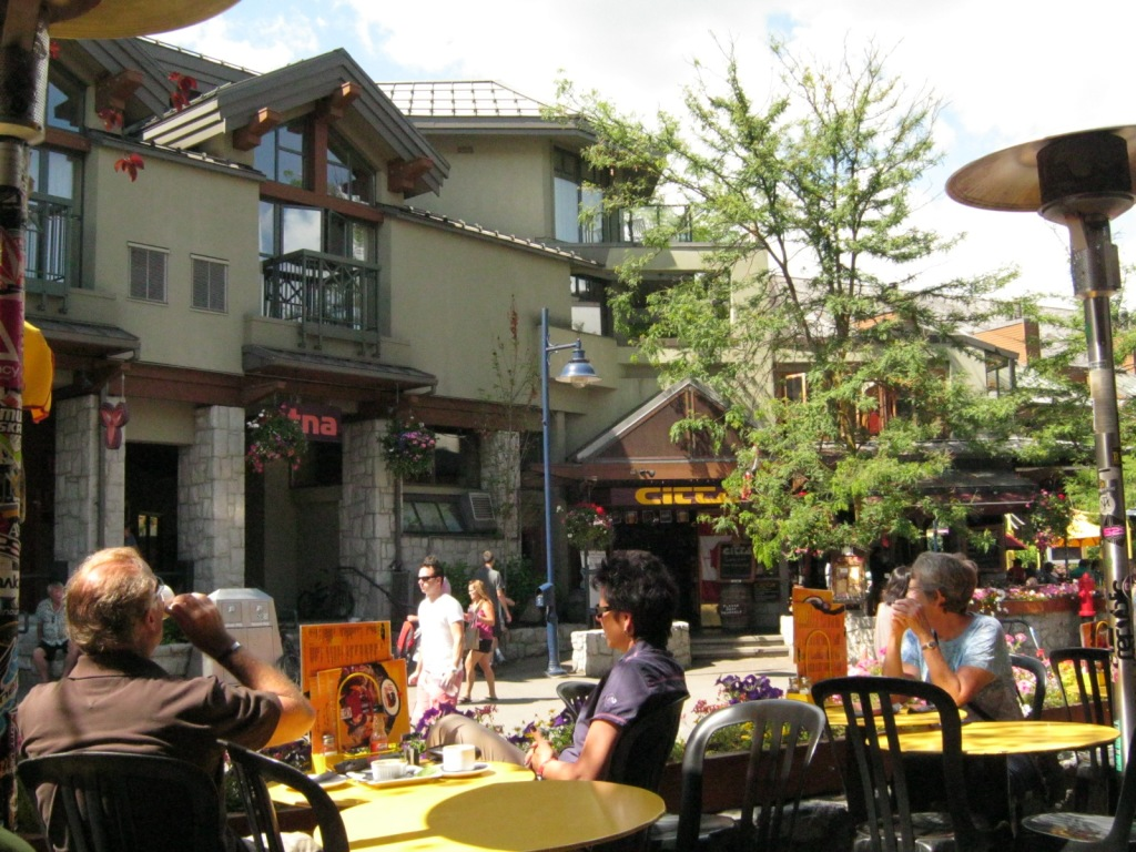 Whistler Village Cafe