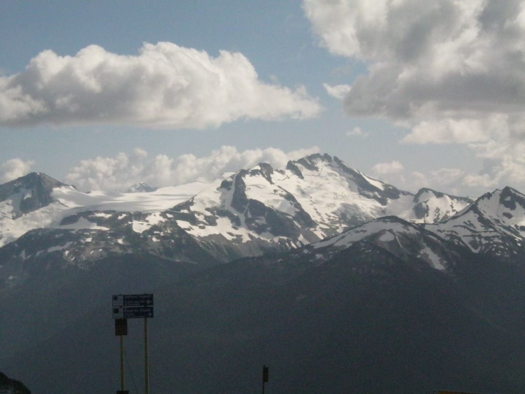 Mountain Vista from Whistler
