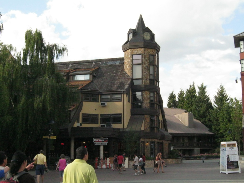 Whistler Village Tower